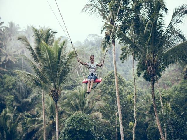 Top things to do in Bali Bali Swing