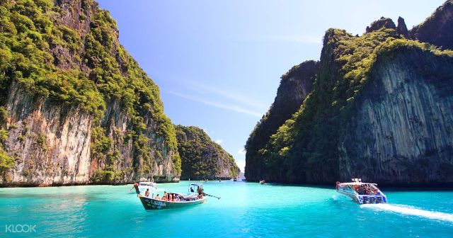 Top things to do in Phuket - MayaBayKohPhiPhiSpeedboatTour