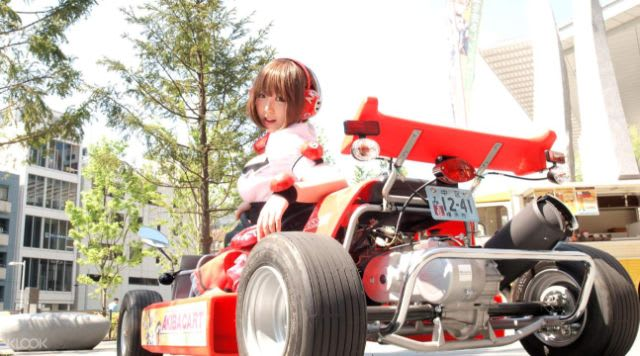 Top things to do in Tokyo - Go Karting Akihabara