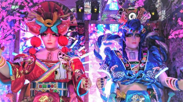 Top things to do in Tokyo - Robot Restaurant