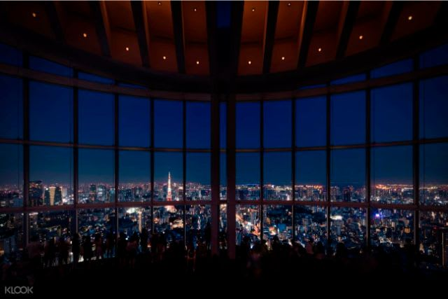Top things to do in Tokyo - Roppongi Observation Deck