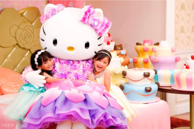 Top things to do in Tokyo - Sanrio Puroland
