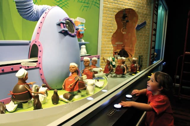 Top things to do with the kids in Melbourne - Chocolate Factory Phillip Island