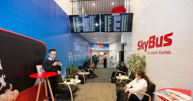 Transport & WiFi Auckland - Skybus airport transfer