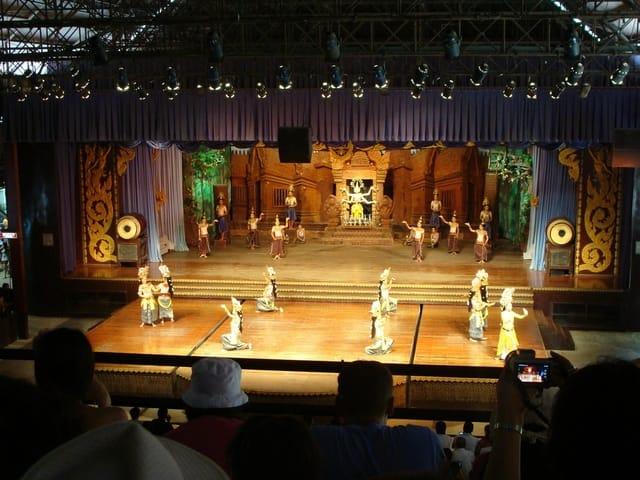 Culture Show Pattaya Thailand