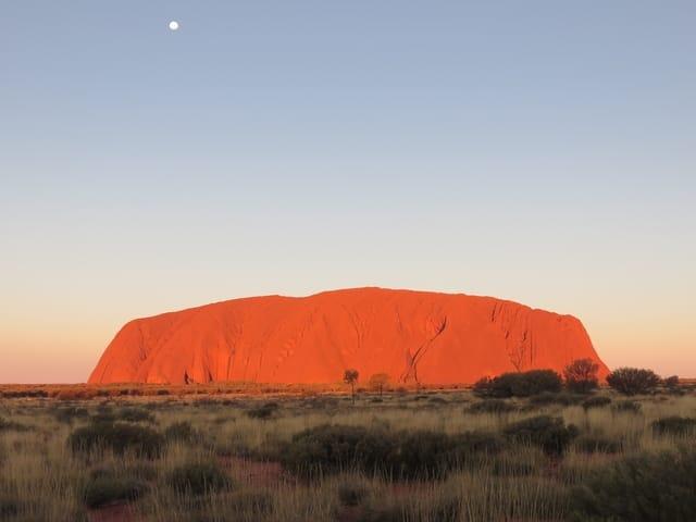 Top experiences in Alice Springs & Uluru - Uluru Ayers Rock Australia Outback