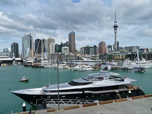 Auckland Boats City View