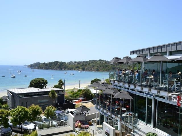 Waiheke Iland Seaside Cafe