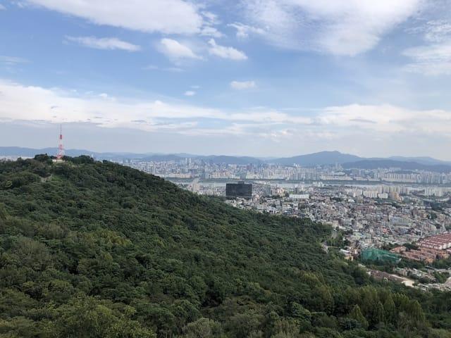 Sky Namsan Seoul Namsan Tower