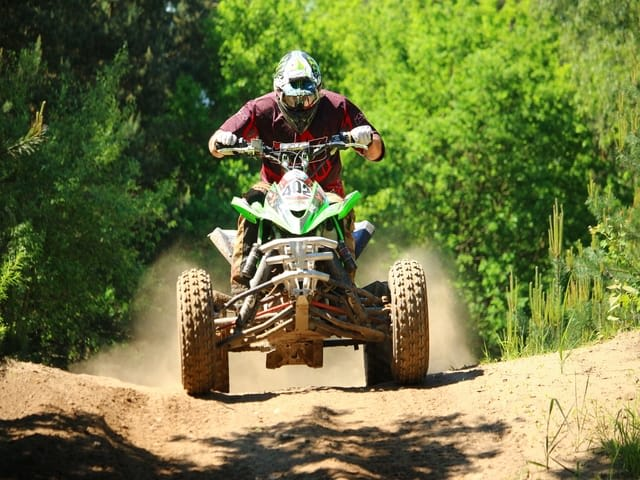 Quad Atv Motocross Motorcycle