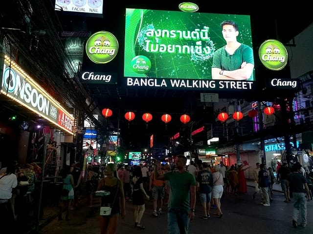 Bangla Road Patong