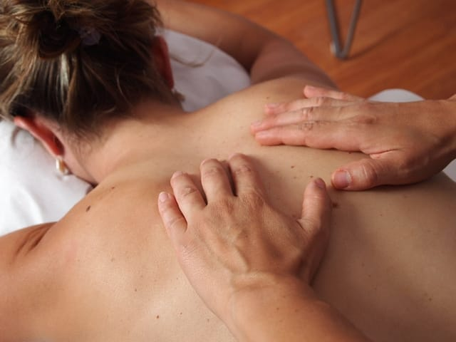 Top things to do in Bali - Physiotherapy Massage Back Relax