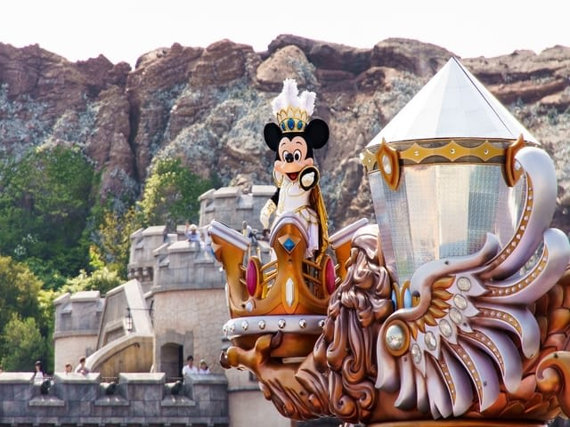 Mickey Mouse Tokyo Disney