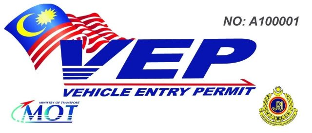 How to Apply for Malaysia Vehicle Entry Permit (VEP) to