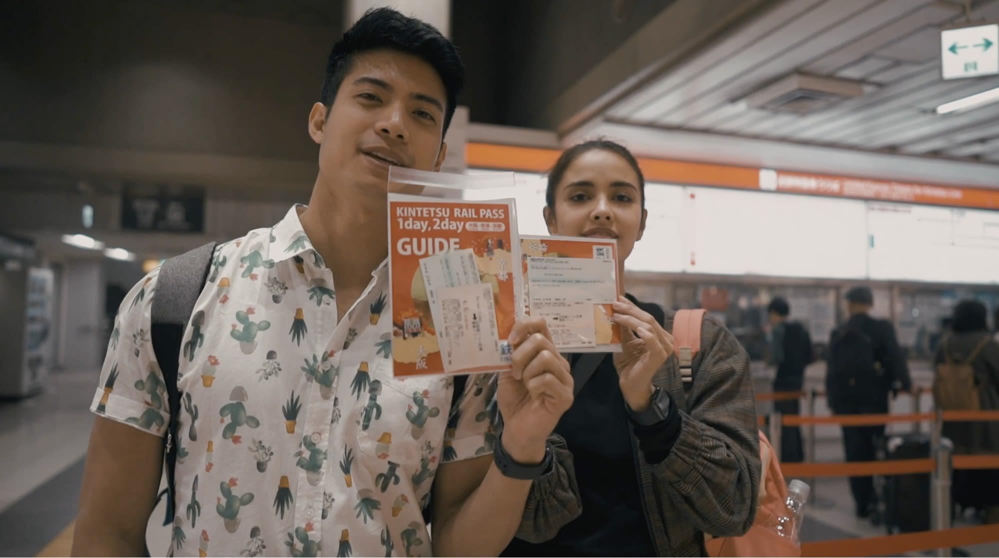 kintetsu rail pass