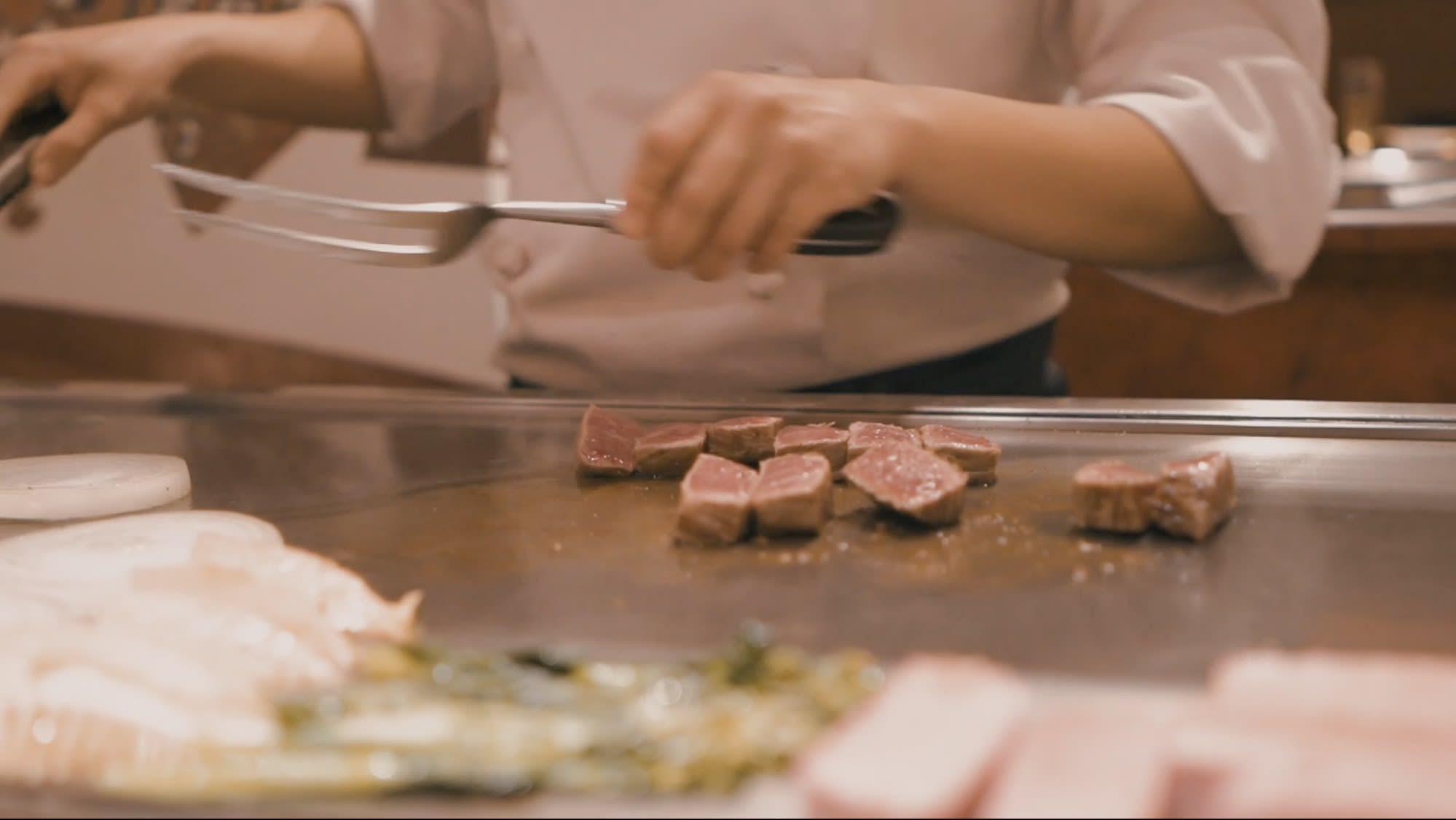 steak sakura osaka