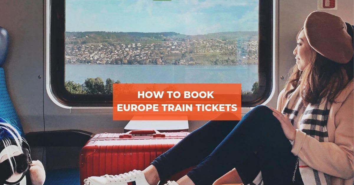 รถไฟยุโรป