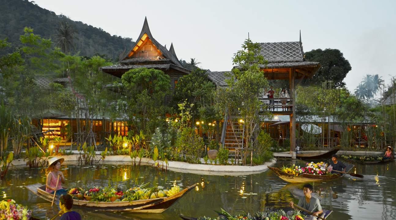 Siam Niramit Phuket Ticket
