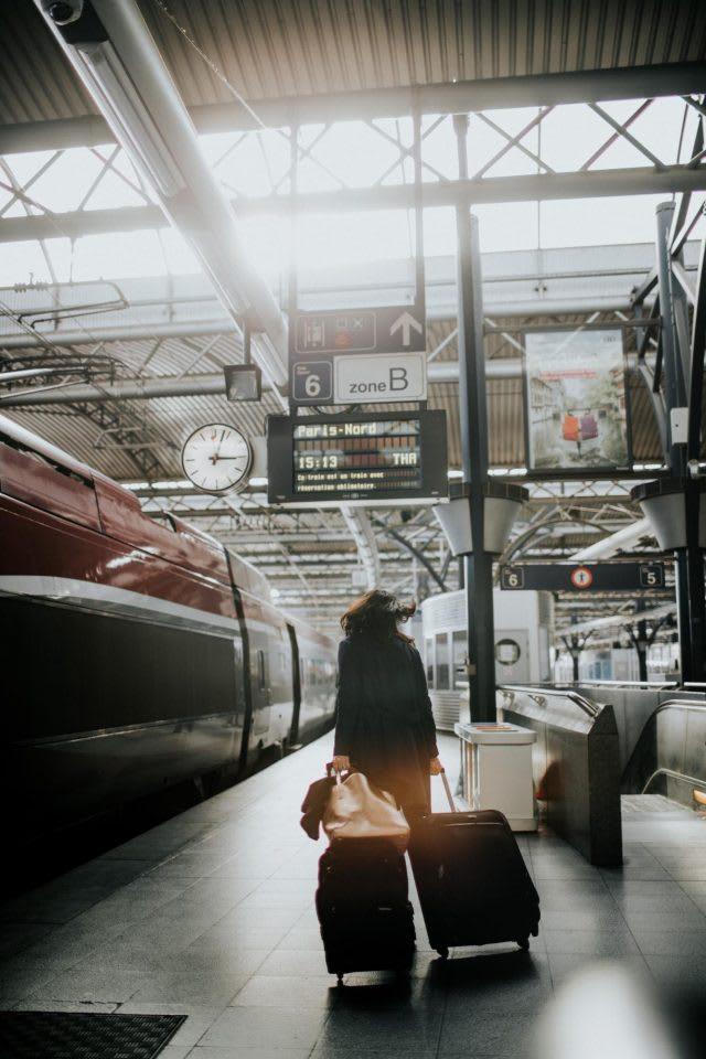 จองบัตรโดยสารรถไฟยุโรปที่ Klook