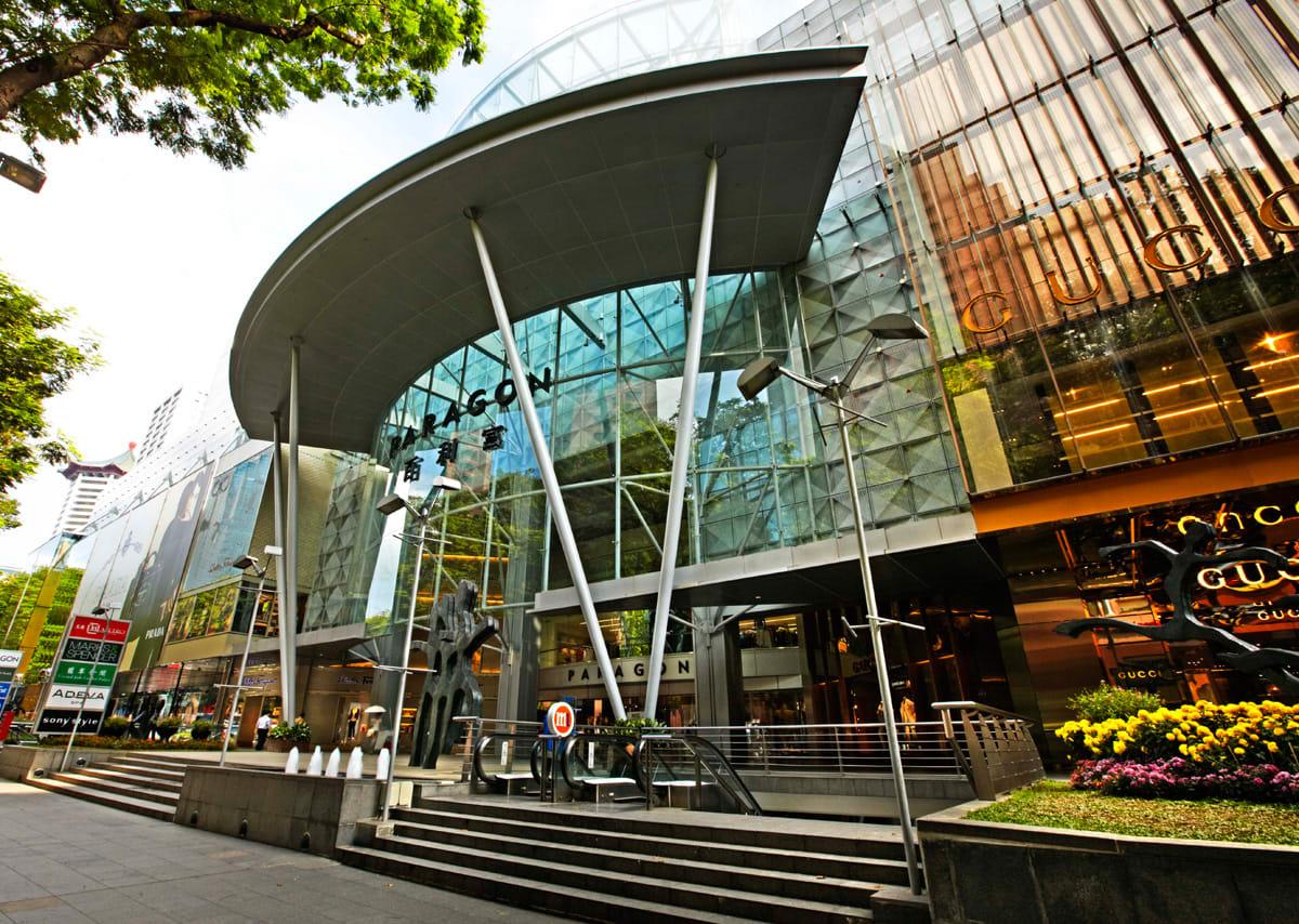 paragon shopping centre