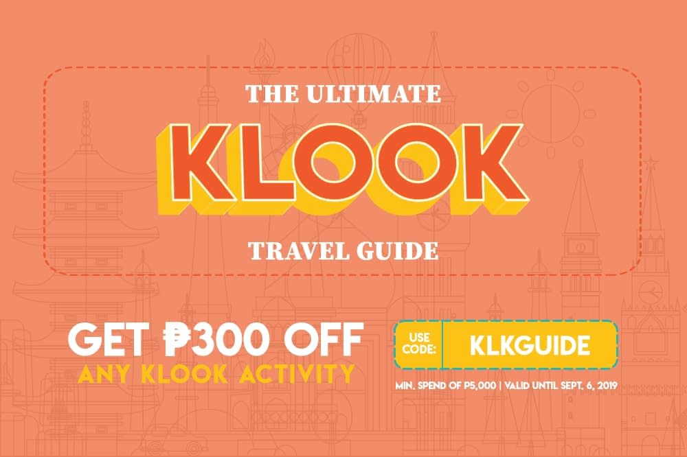 klook travel guide