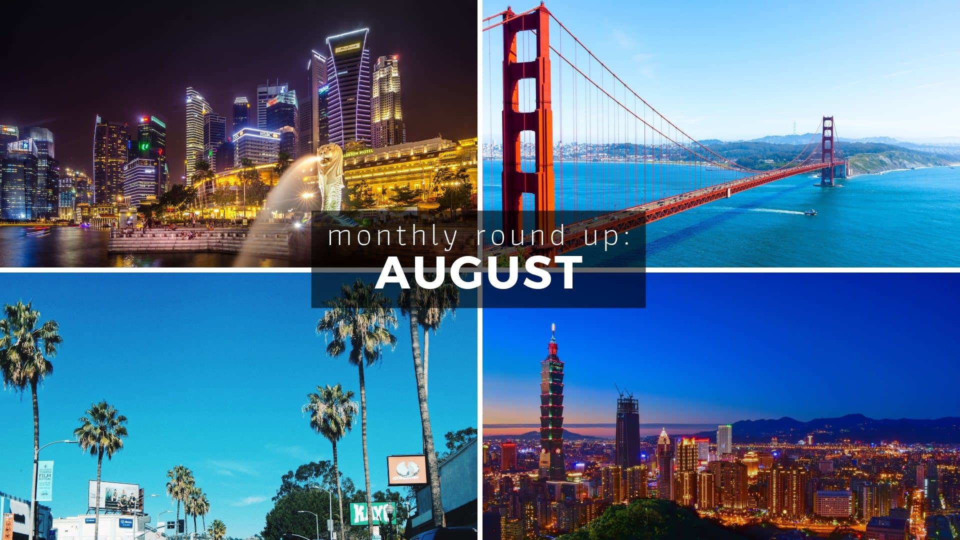 august monthly roundup klook