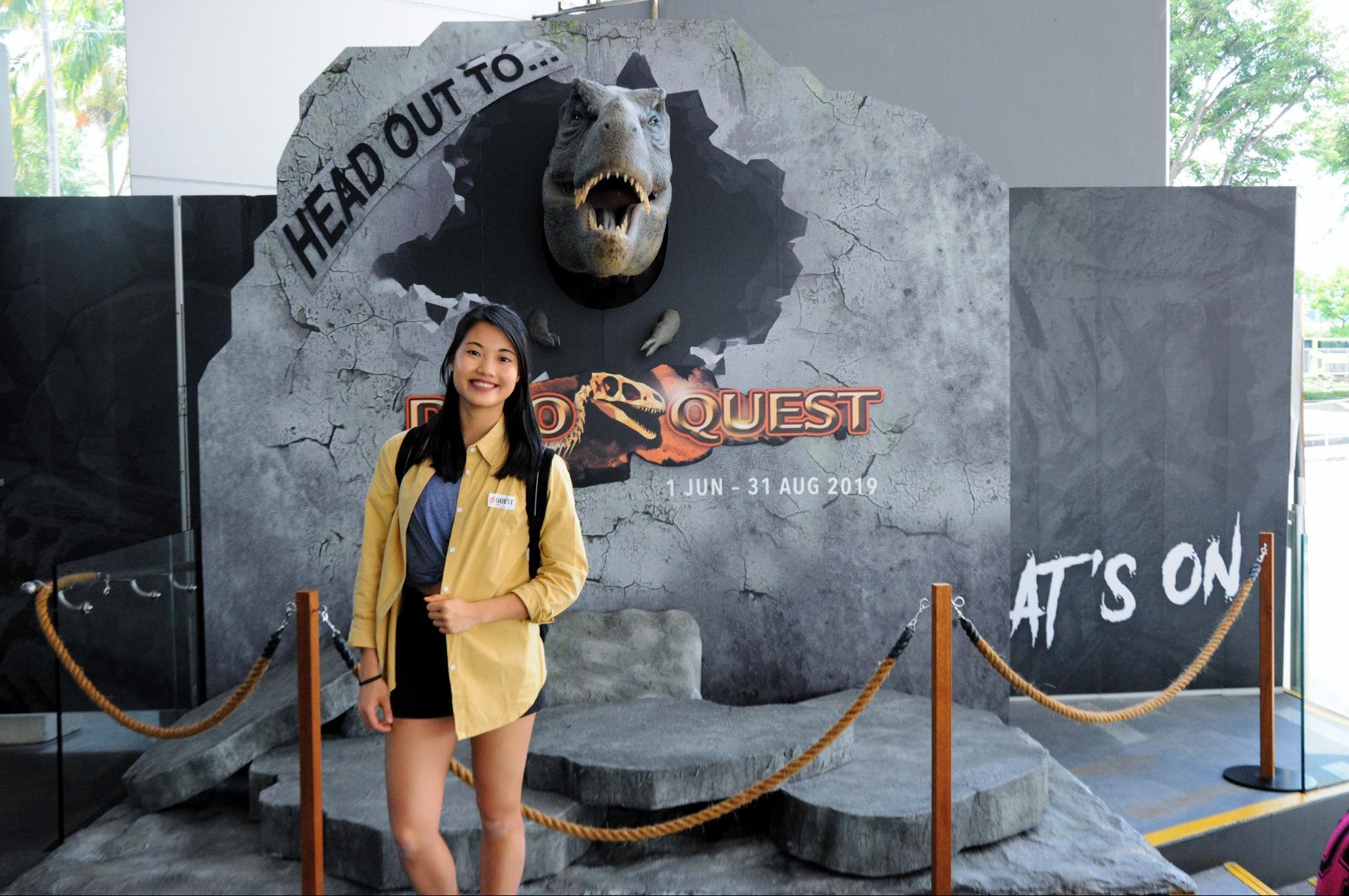Dino Quest - Singapore