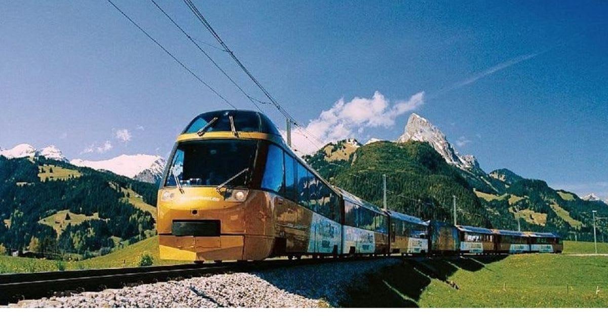 Swiss Rail Pass