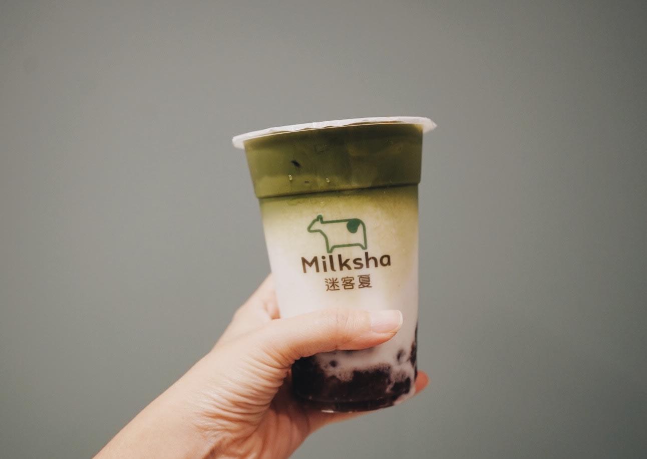 Milksha Matcha Adzuki