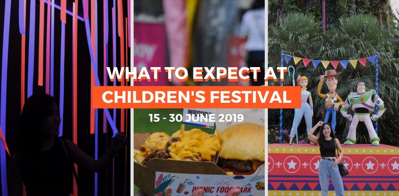GBB Children's Festival Events
