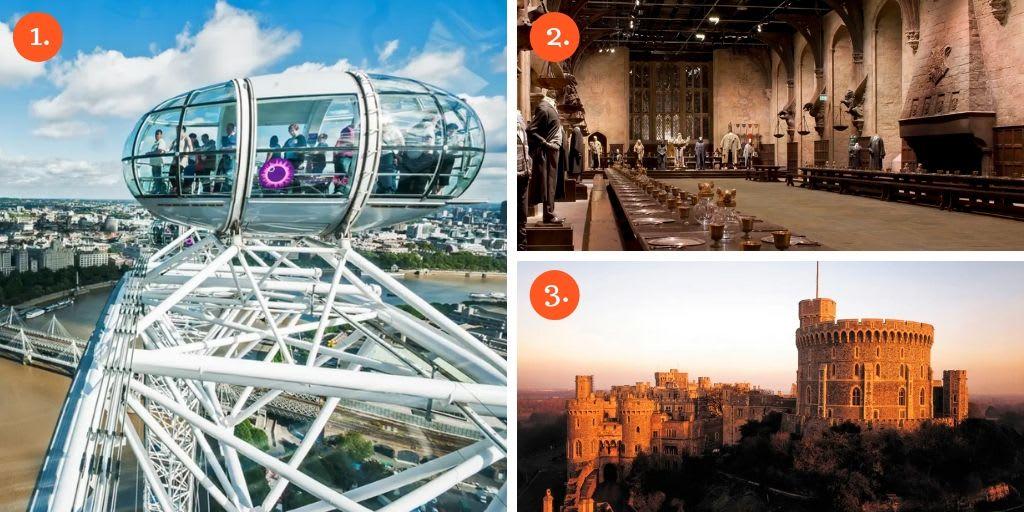 United Kingdom Things-to-do