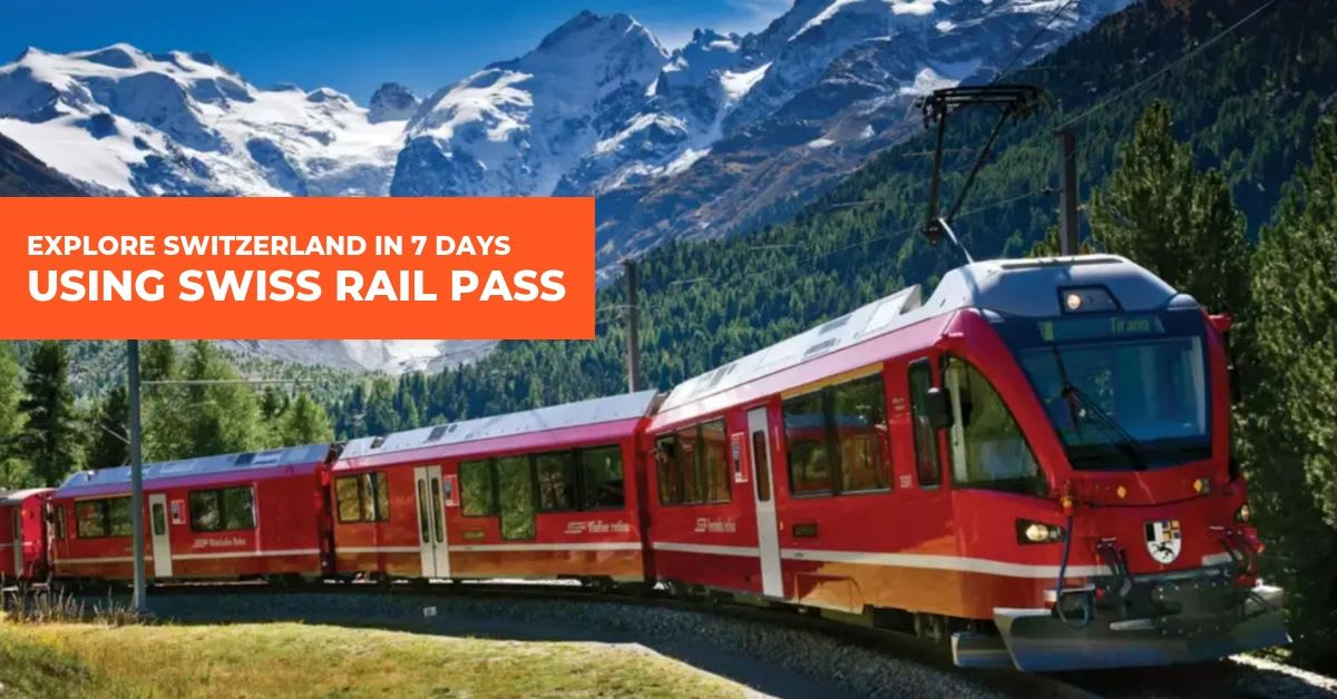 Swiss Rail Pass - Switzerland