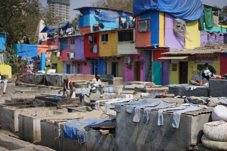 Dhobi Ghat - Mumbai