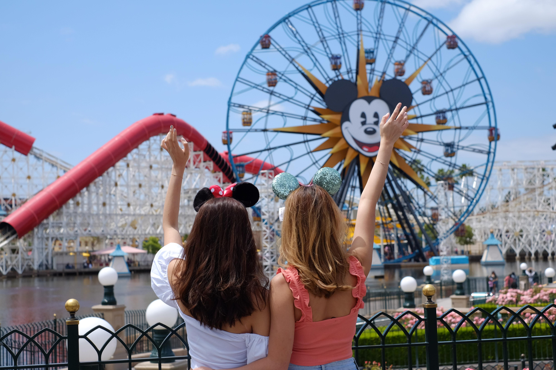 LA Disneyland