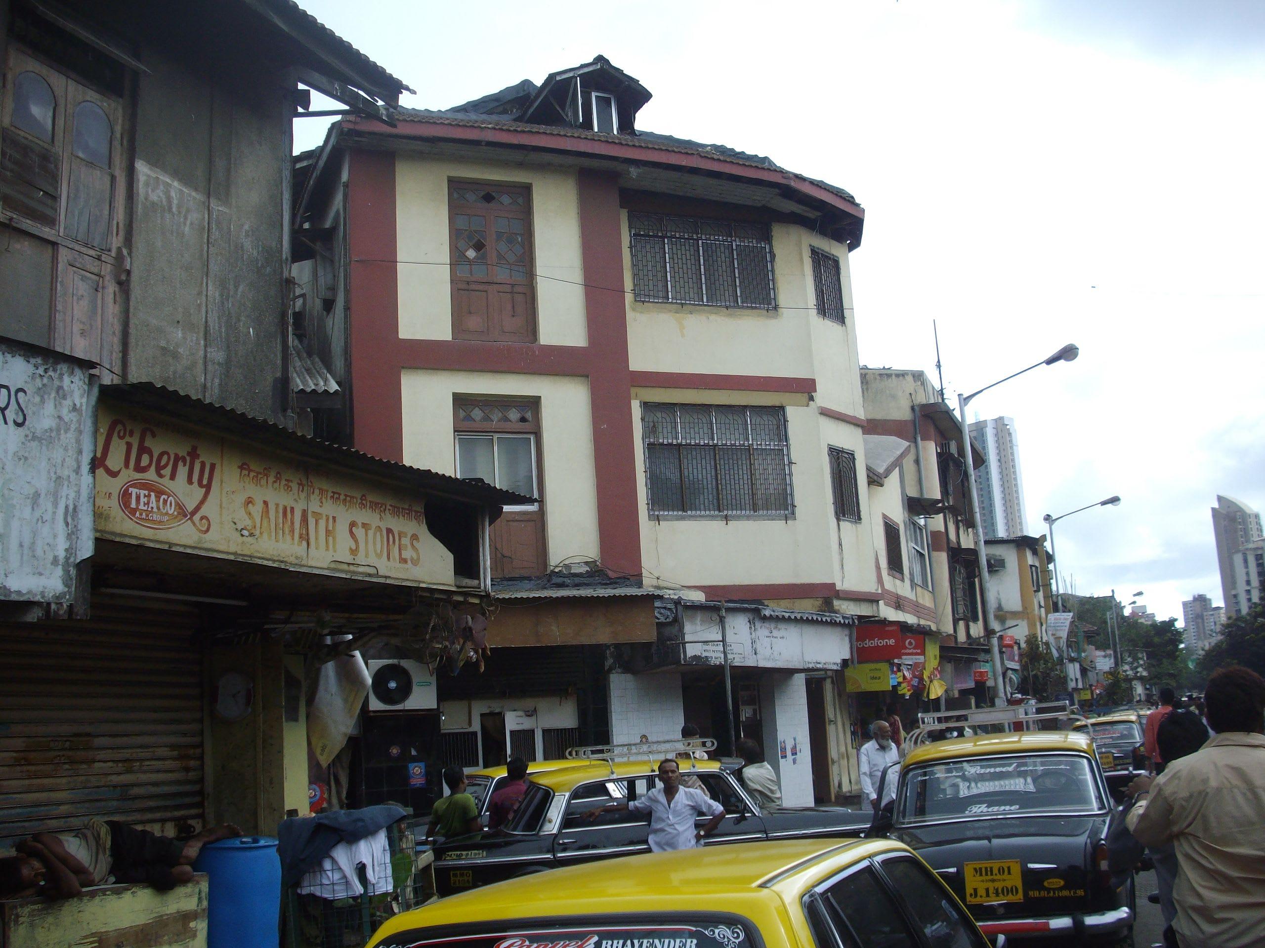 Lamington Road - Mumbai