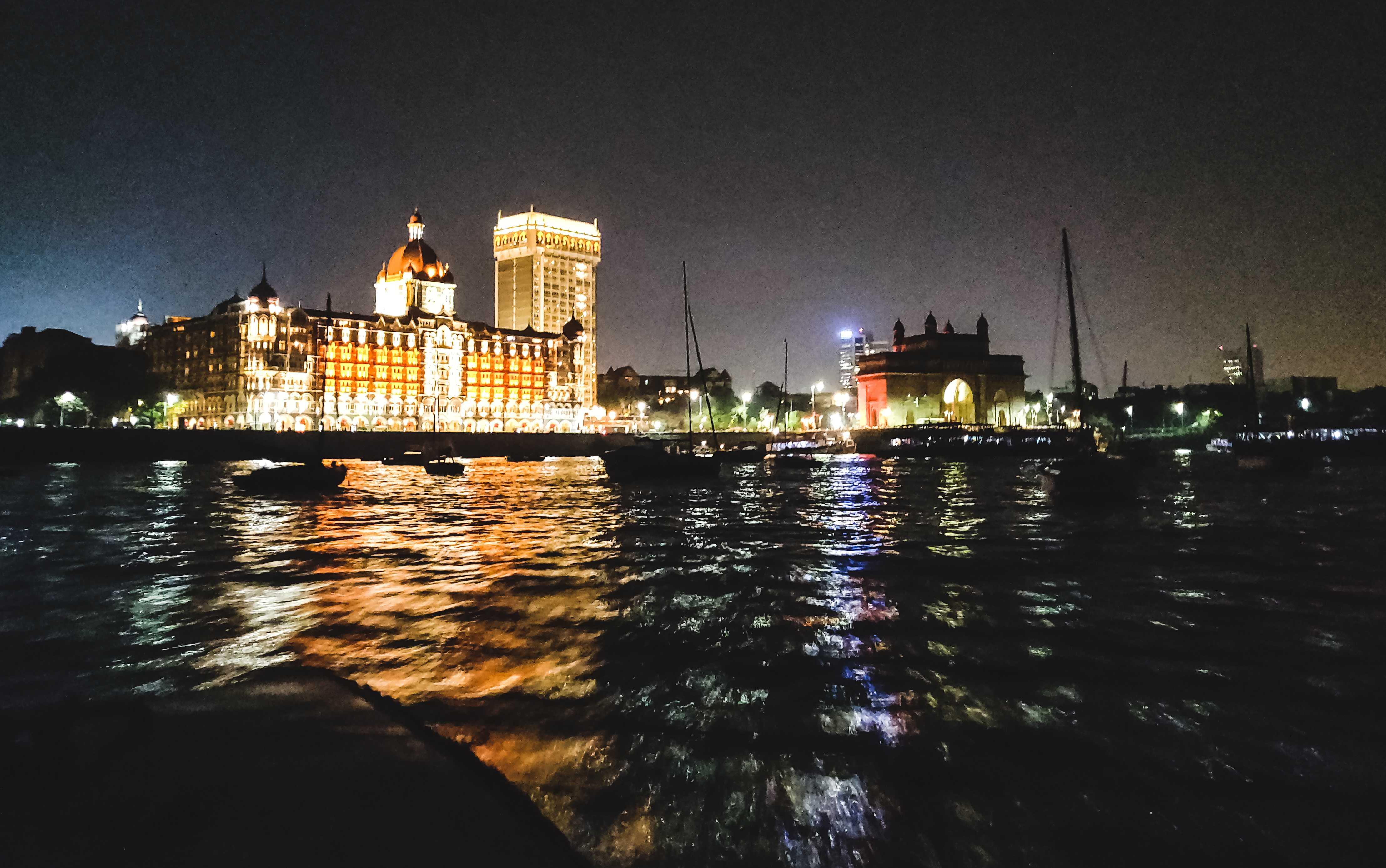 Taj Mahal - Mumbai