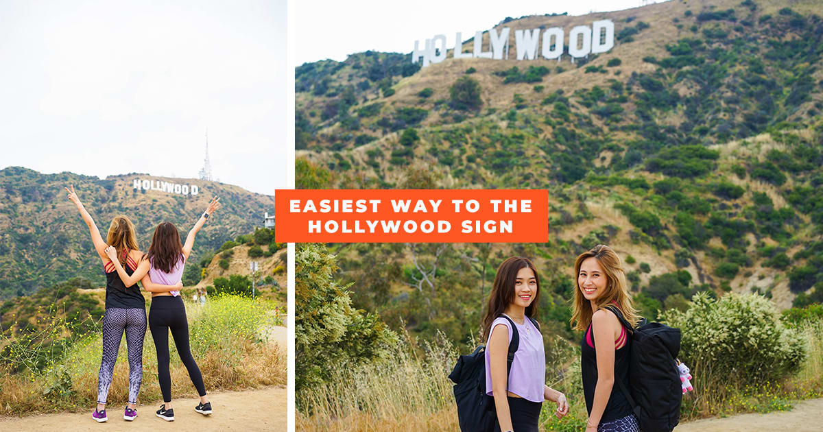 Easiest Way To The Hollywood Sign Cover