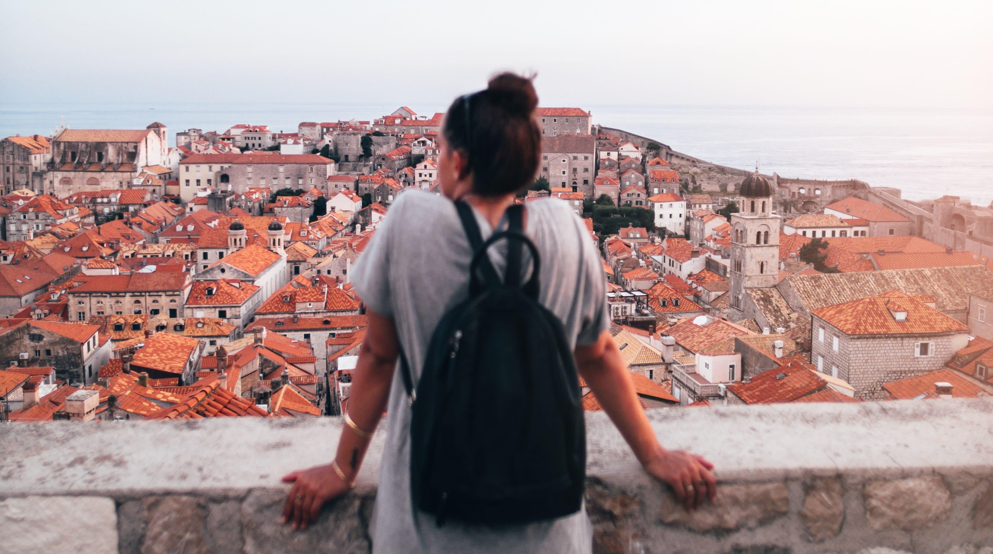 solo travel prague