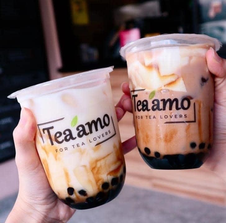 tea amo taufa royal milk tea