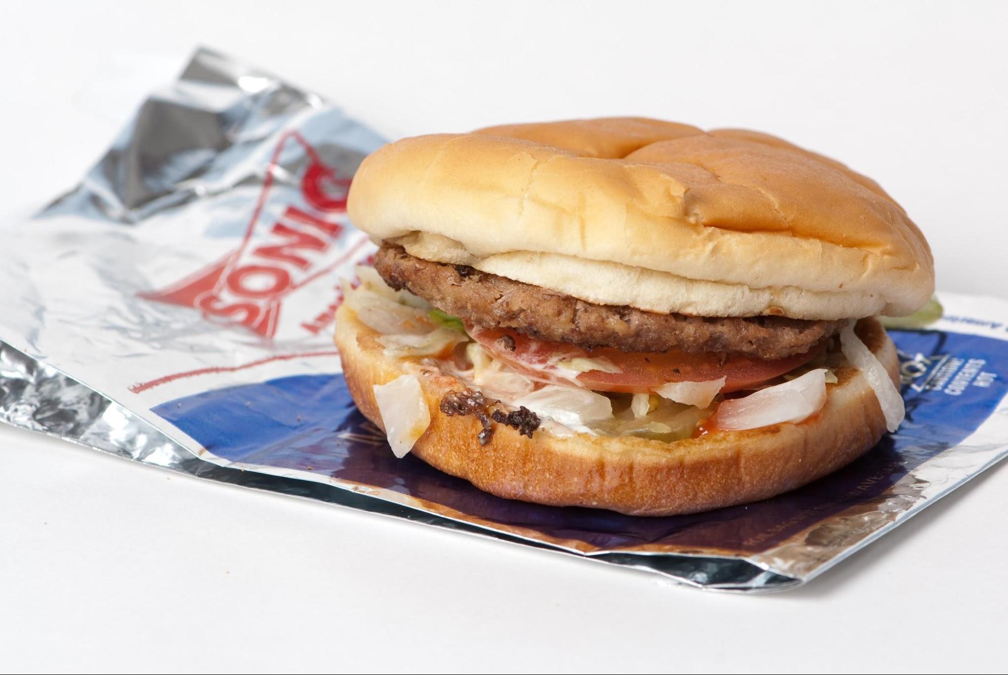 sonic burger usa