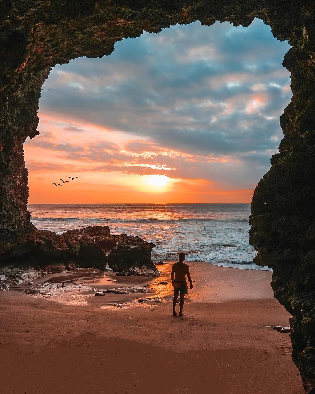 Tegal Wangi Beach (Sunset Cave)