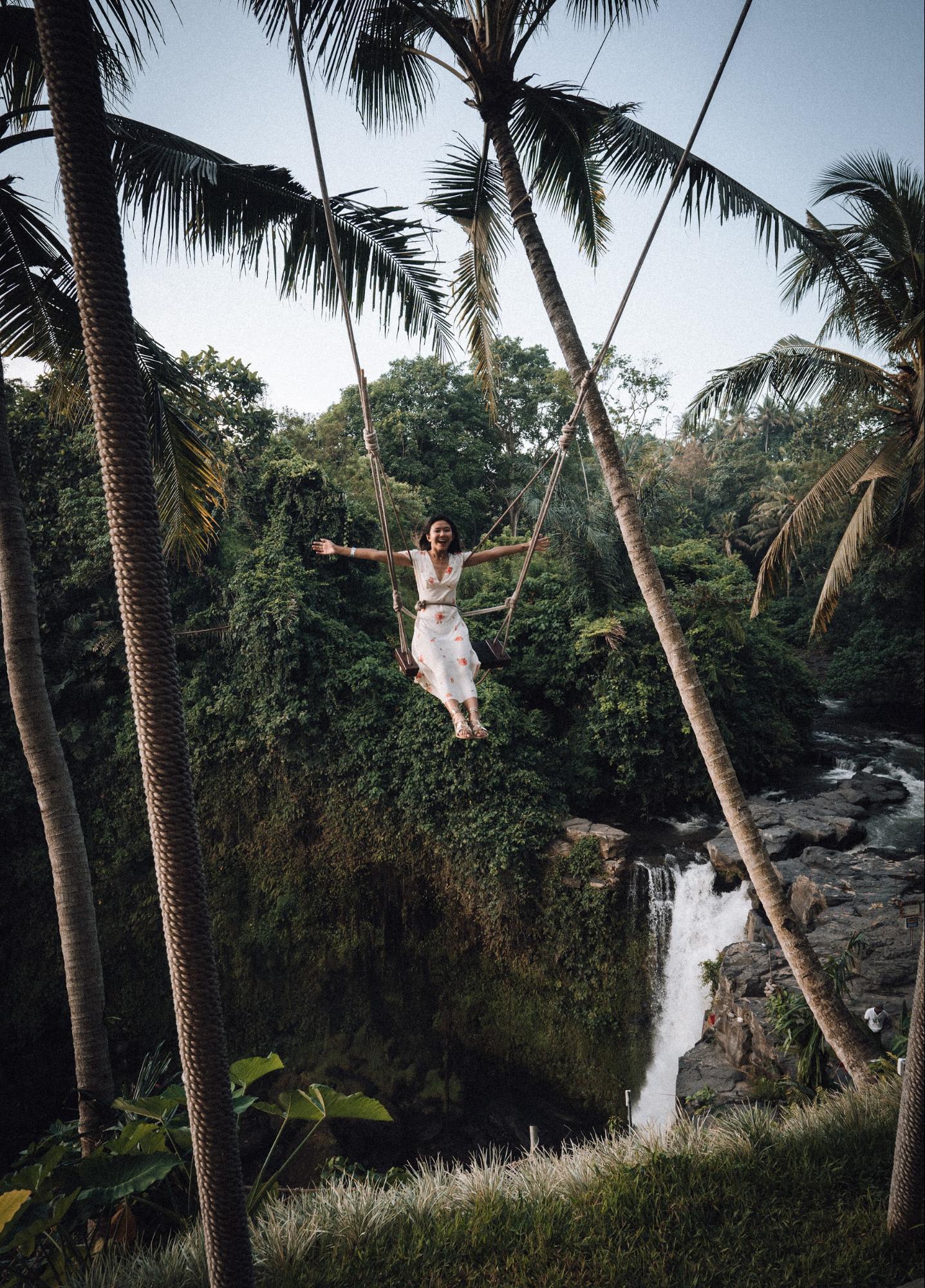 D'Tukad River Cub swing