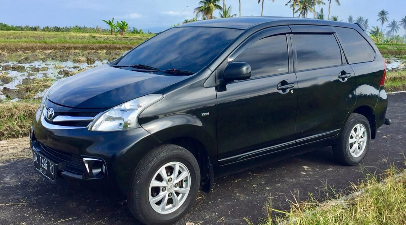 klook private car charter bali