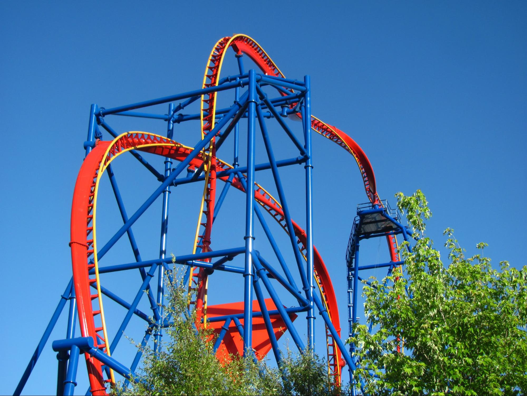 Rides and Attractions You Can't Miss at Six Flags Discovery Kingdom