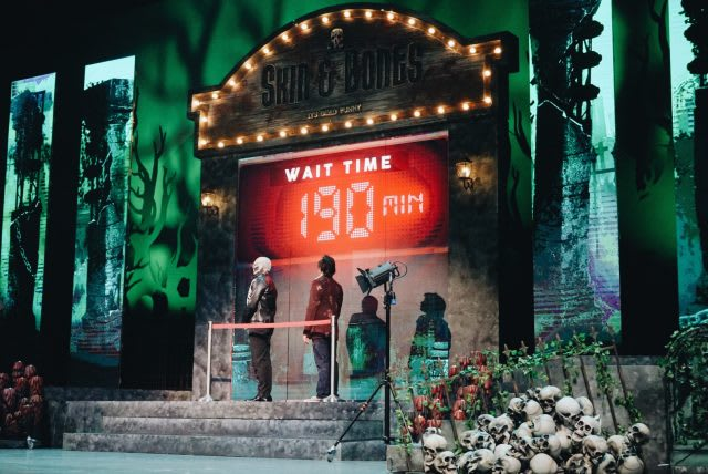 universal studios singapore halloween horror nights 2019
