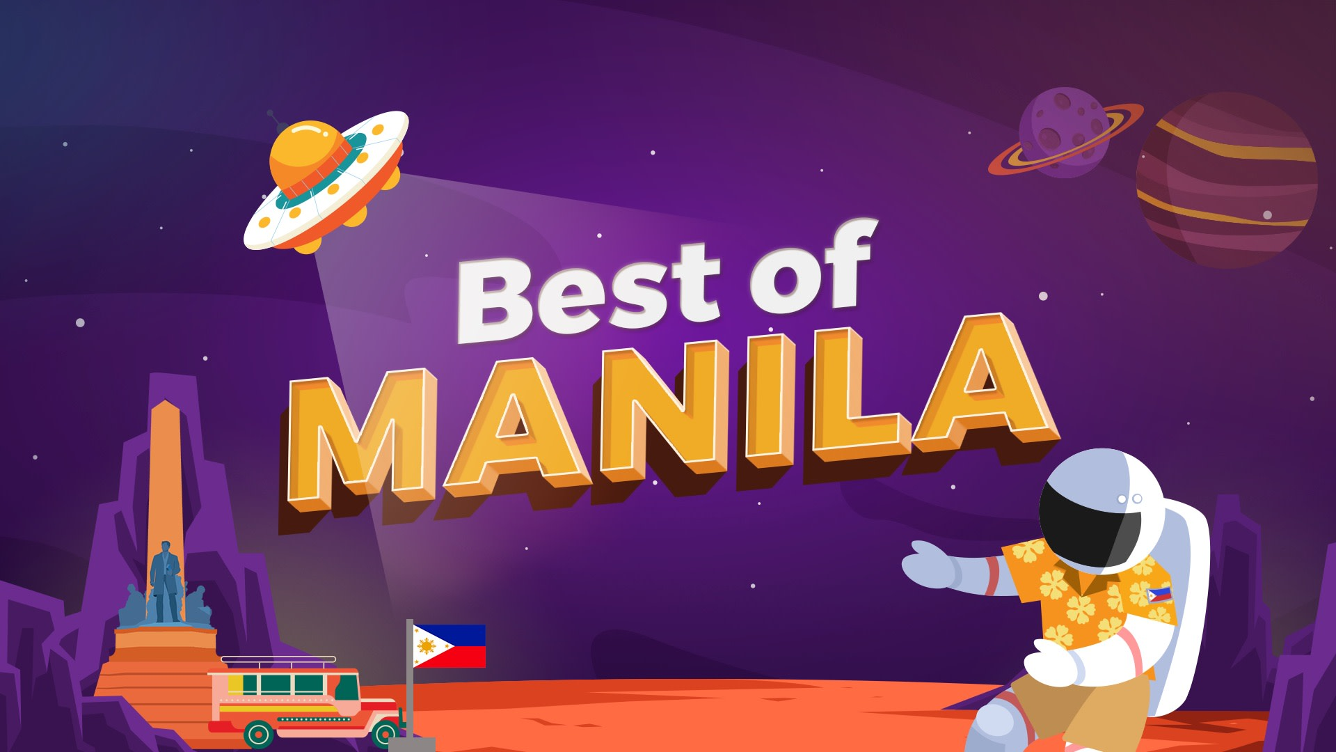 things to do manila