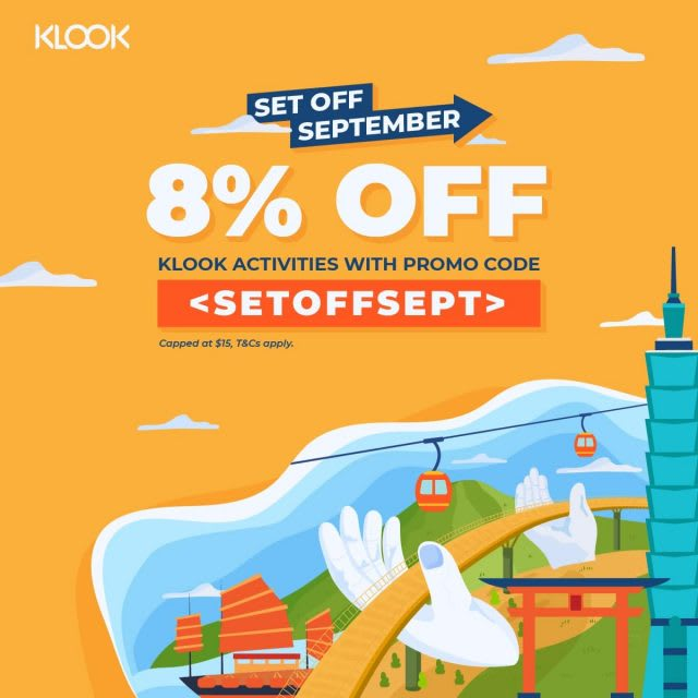 Mark Your Calendars This 9 9 For Klook Food Deals From $0 99