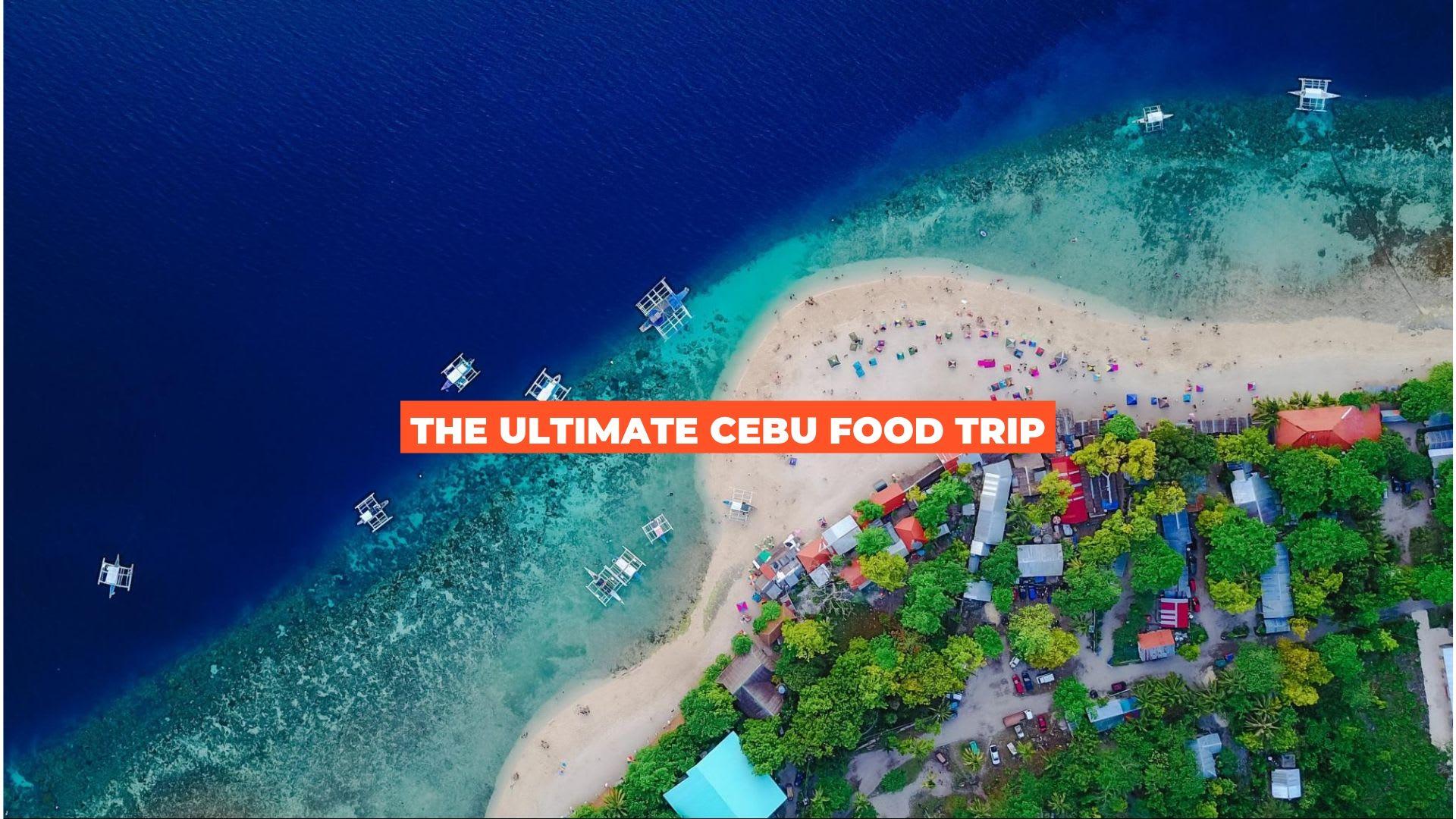 FOOD TRIP CEBU COVER
