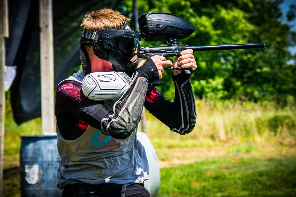 Red Dynasty Paintball
