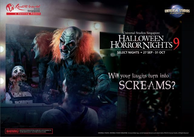 Universal Studios Singapore Halloween Horror Nights 2019.Universal Studios Singapore S Halloween Horror Nights Is Back With A
